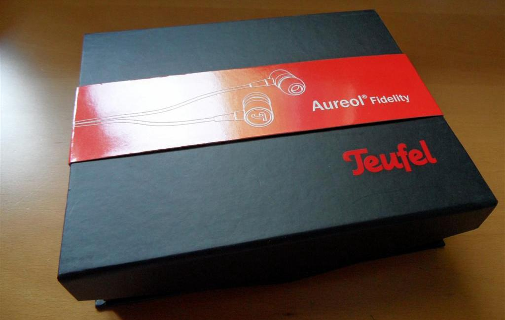 Teufel Aureol® Fidelity - Verpackungs-Schatulle