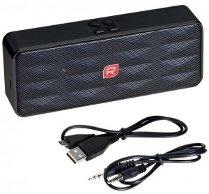 RAIKKO Pocket Beat Bluetooth Black
