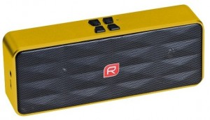 RAIKKO Pocket Beat Bluetooth Gelb